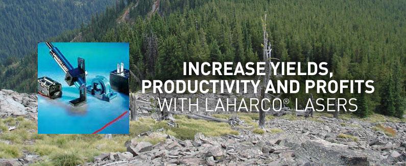 Increase your production with Laharco Lasers